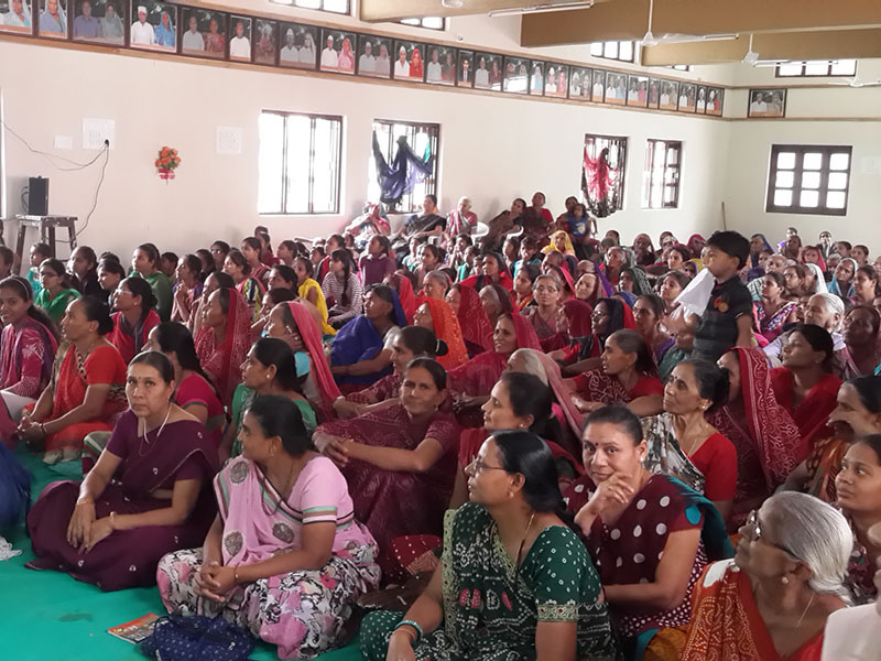 Women's Day Celebration 2015, Palanpur