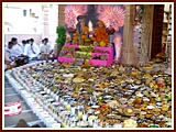Annakut Celebration Worldwide<br>Nadiad<br>18 October 2009 -