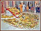 Annakut Celebration Worldwide<br>Rajkot<br>18 October 2009 -