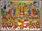 Annakut Celebration Worldwide<br>Bhuj<br>18 October 2009 -