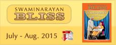 Swaminarayan Bliss, July-August 2015