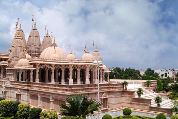 Baps Shri Swaminarayan Mandir Jaipur