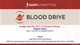 BAPS Charities Spring Blood Drive