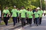 BAPS Charities Annual Walk Green 2018