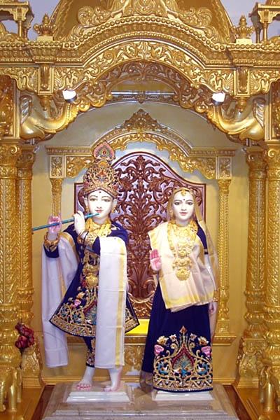 Baps Shri Swaminarayan Mandir San Francisco