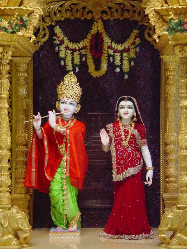 Baps Shri Swaminarayan Mandir San Jose Mandir Info