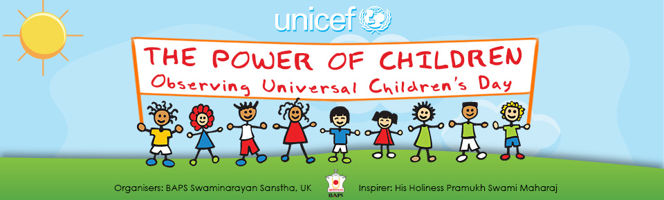 The Power of Children: Celebrating Universal Children's Day ...