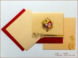 Wedding Card - KU 927