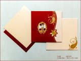 Wedding Card - KU 929