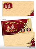 Wedding Card - KU 753
