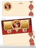Wedding Card - KU 754