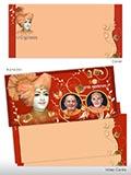 Wedding Card - KU 756