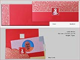 Wedding Card - KU 953