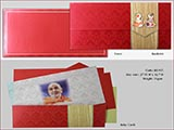 Wedding Card - KU 955