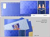 Wedding Card - KU 956