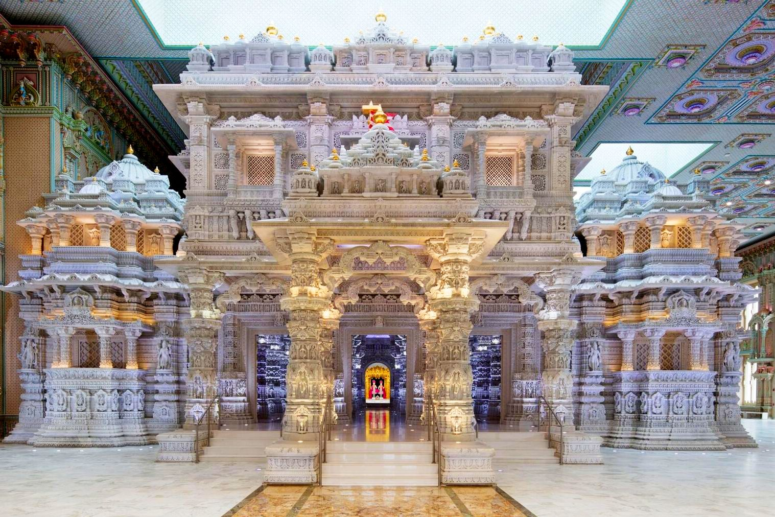 BAPS Shri Swaminarayan Mandir, Robbinsville