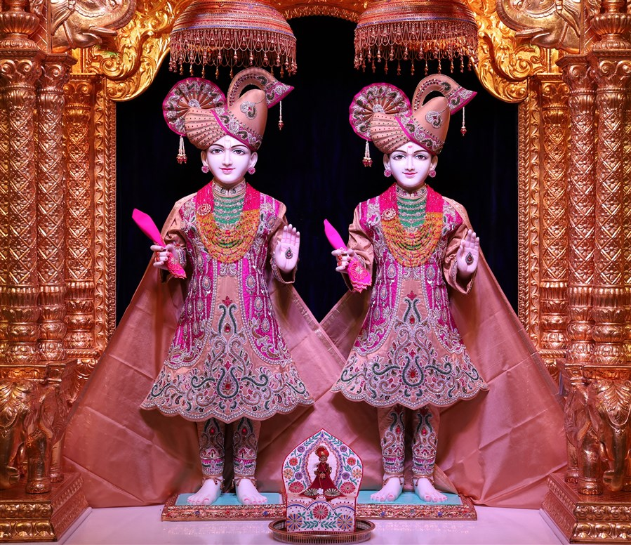Shri Akshar Purushottam Maharaj