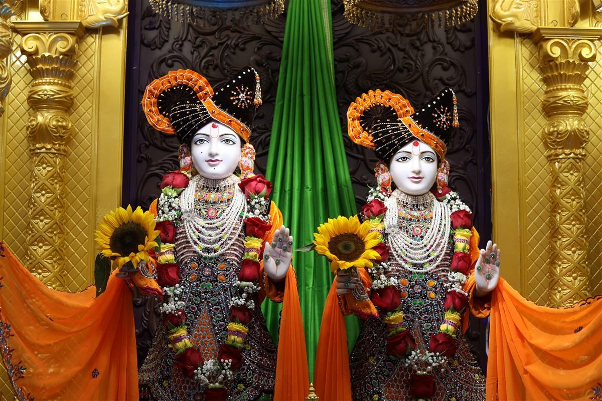 Shri Akshar-Purushottam Maharaj