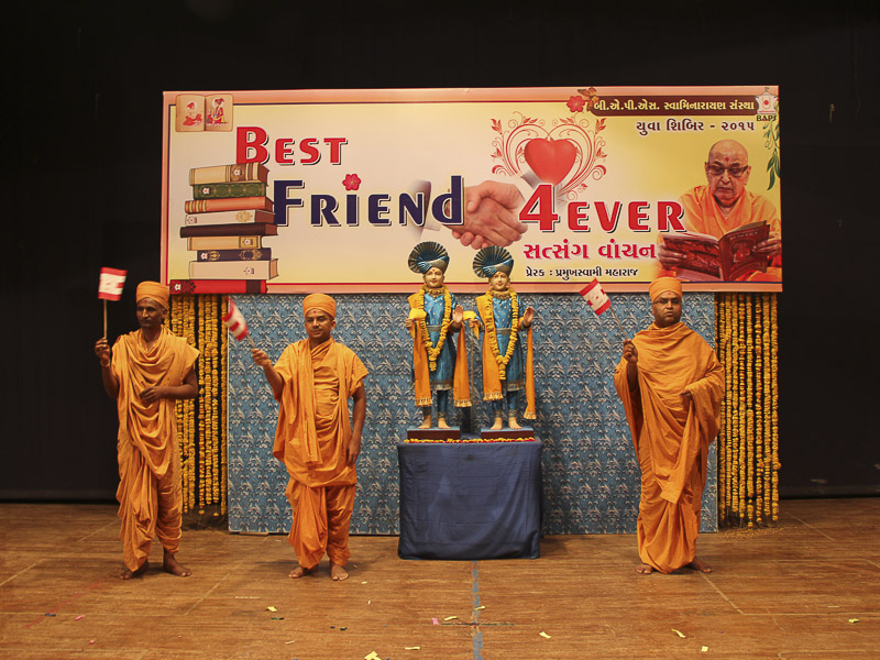 Yuva Shibirs: Best Friends Forever - Books, Rajkot