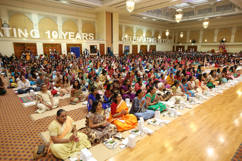 Nilkanth Varni 10th Anniversary Celebrations