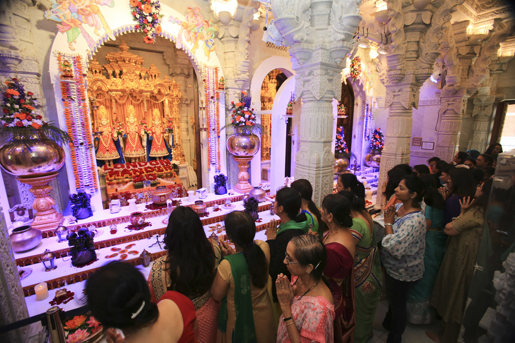 London Mandir 20th Anniversary Finale Celebrations