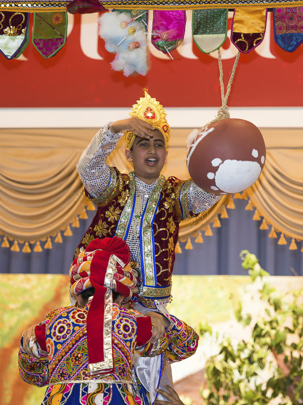 Janmashtami Celebration 2015, Melbourne