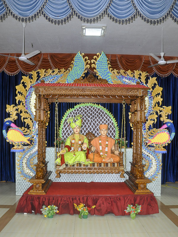 Hindola Celebration 2015, Mahesana