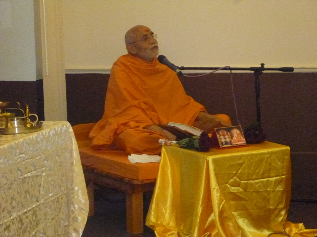 Chaturmaas Parayan, Colchester, UK