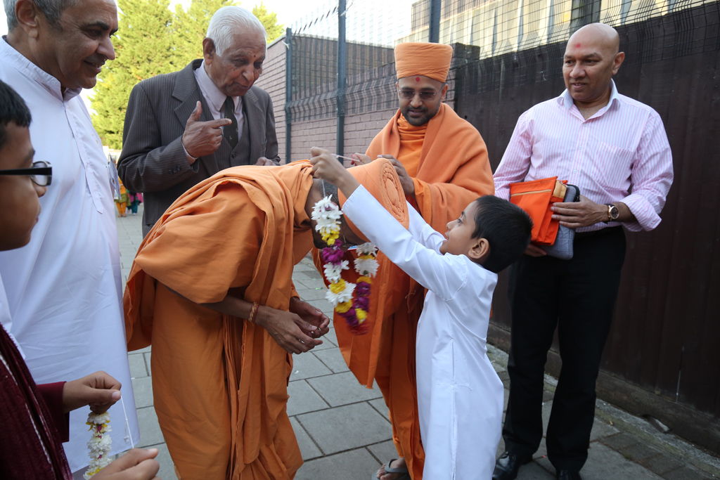 Chaturmaas Parayan, Brent & Harrow, UK
