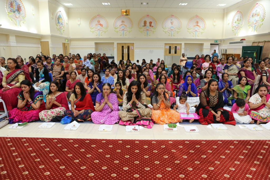Chaturmaas Parayan, Wellingborough, UK