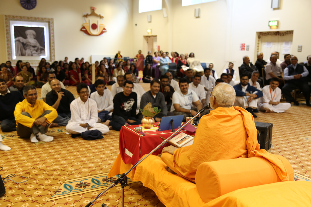 Chaturmaas Parayan, Luton, UK