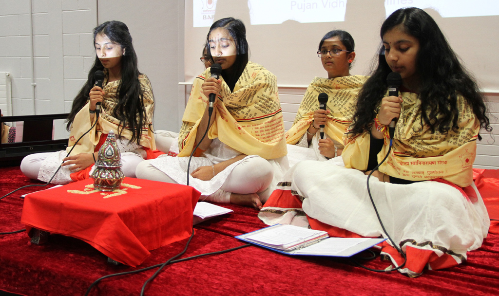 Chaturmaas Mahila Parayan, East London, UK