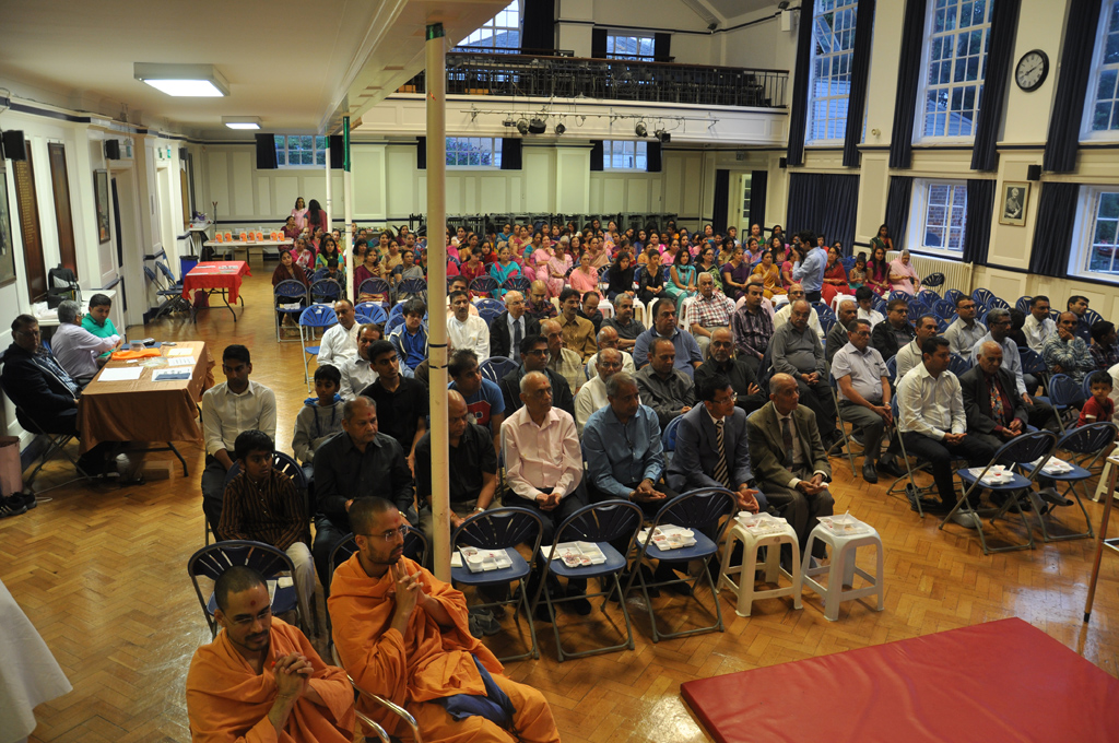 Chaturmaas Parayan, Watford, UK