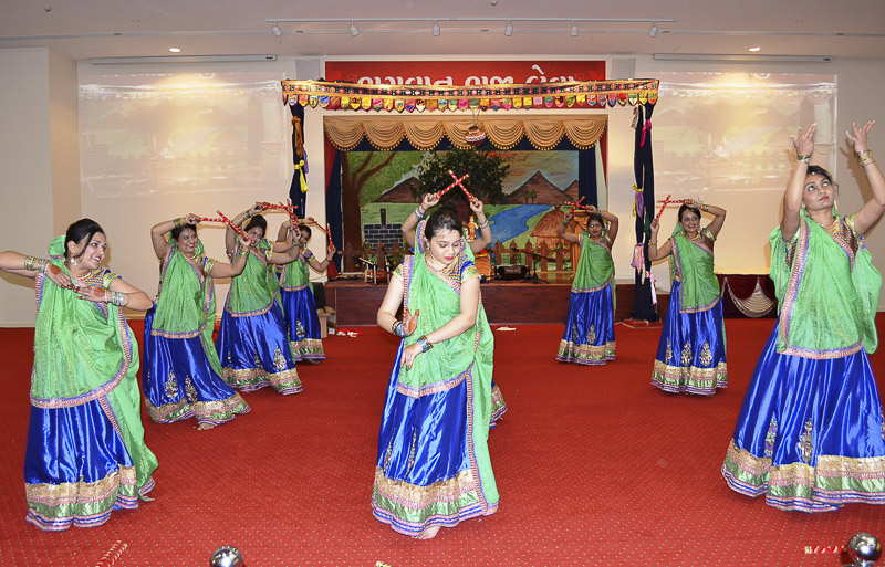 Mahila Janmashtami Celebration 2015, Melbourne