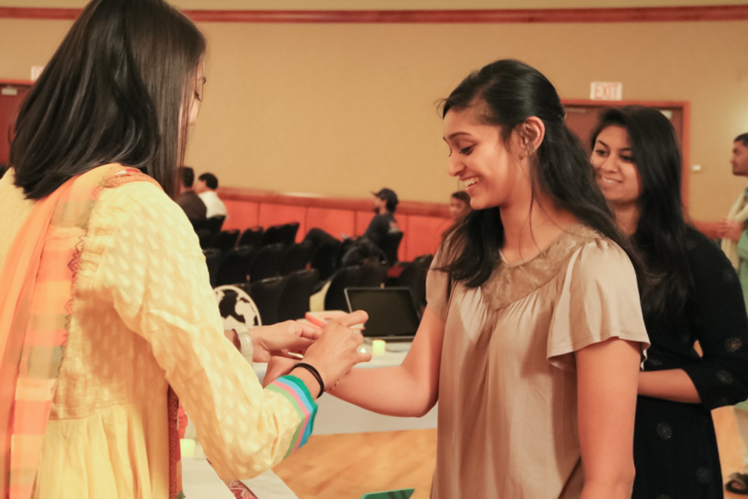 University of Texas Campus Fellowship Celebrates Diwali