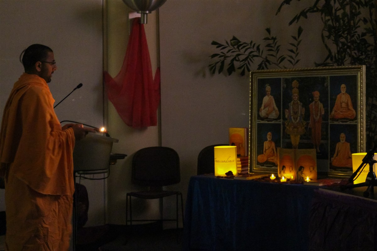 University of Houston Campus Fellowship Celebrates Diwali