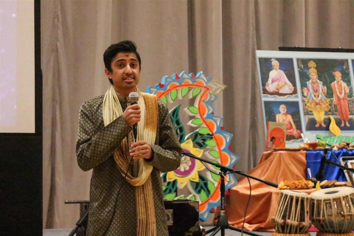 Texas A & M Campus Fellowship Celebrates Diwali