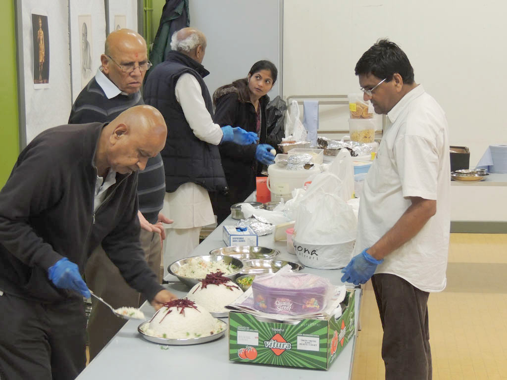 Annakut Preparations, Crawley, UK