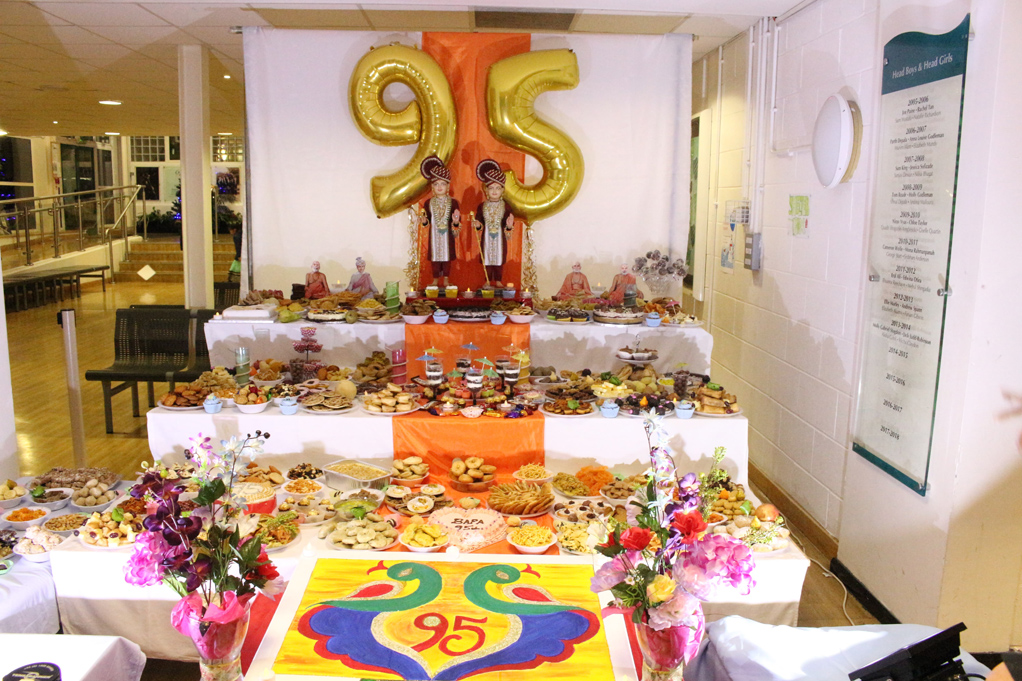 Pramukh Swami Maharaj 95th Birthday Celebrations, Finchley, UK
