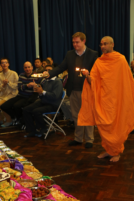Pramukh Swami Maharaj 95th Birthday Celebrations, Colchester, UK