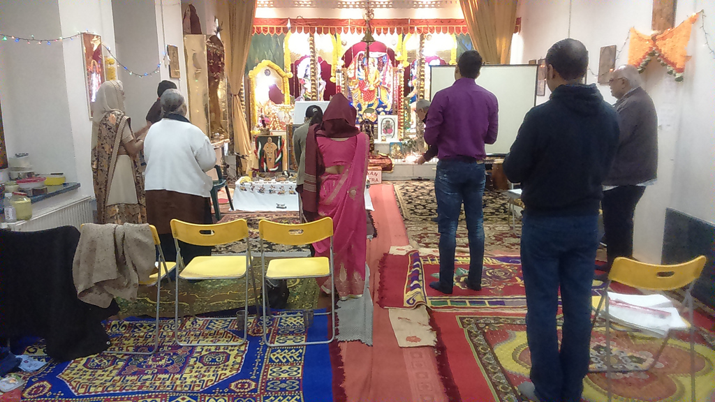 Pramukh Swami Maharaj 95th Birthday Celebrations, Vienna, Austria