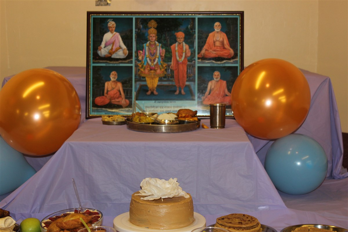 Pramukh Swami Maharaj 95th Birthday Celebrations, Newcastle, UK