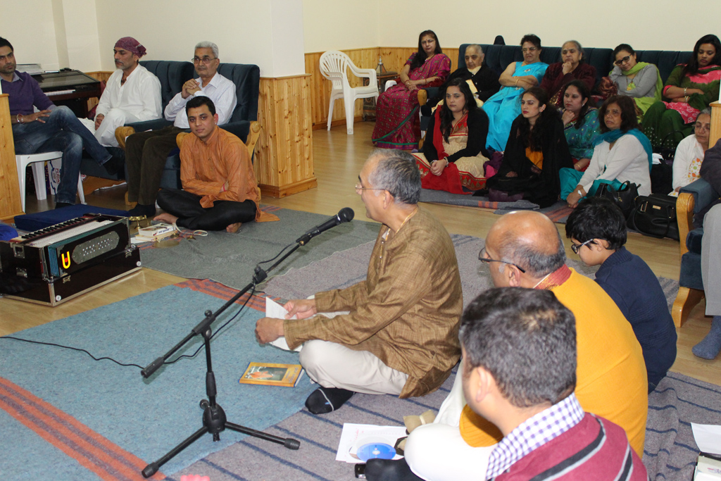 Pramukh Swami Maharaj 95th Birthday Celebrations, Hinckley, UK
