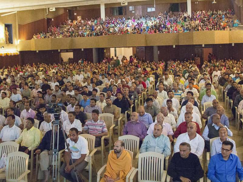 Pramukh Swami Maharaj's 95th Birthday Celebration, Nairobi