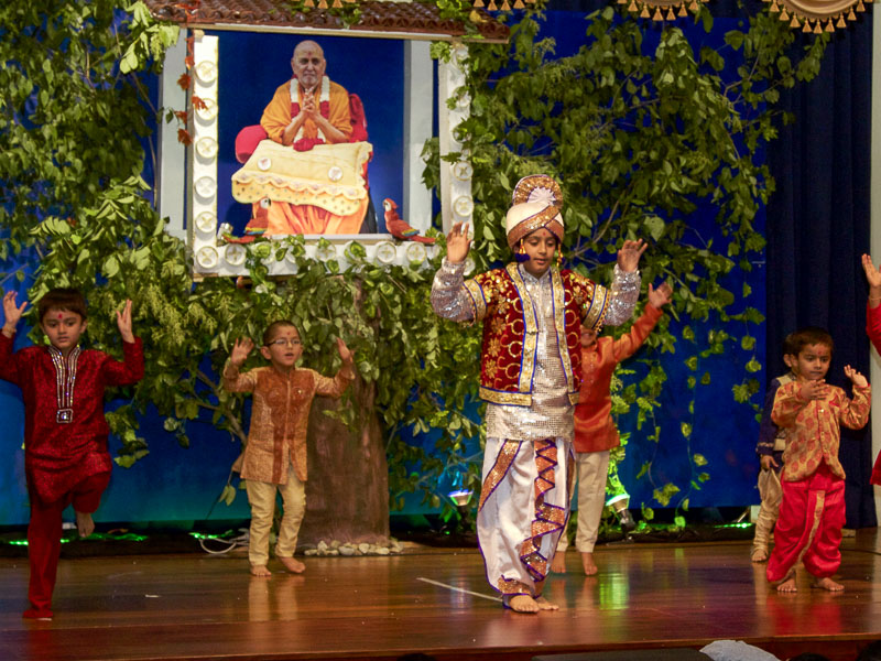 Pramukh Swami Maharaj's 95th Birthday Celebration,  Melbourne
