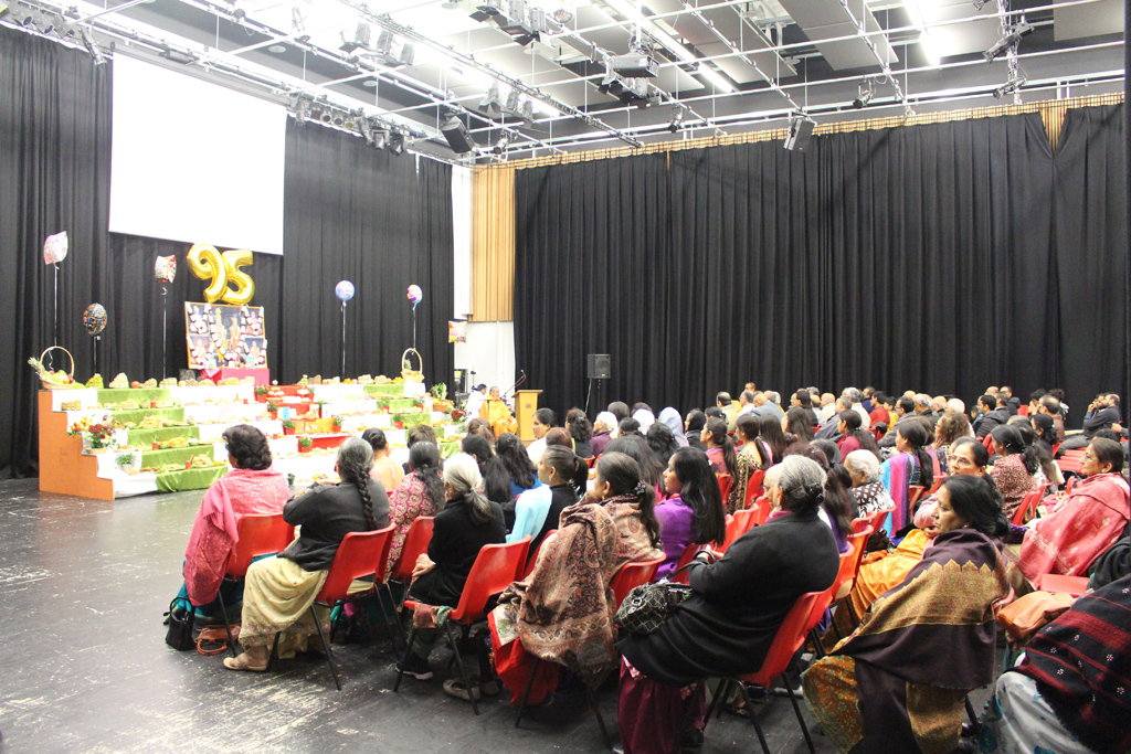 Pramukh Swami Maharaj 95th Birthday Celebrations, South East London, UK