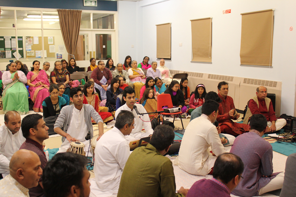 Pramukh Swami Maharaj 95th Birthday Celebrations, Milton Keynes, UK