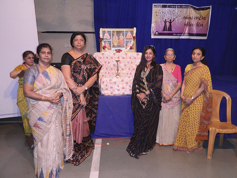 Womens Day Celebration 2016, Atladra (Vadodara)
