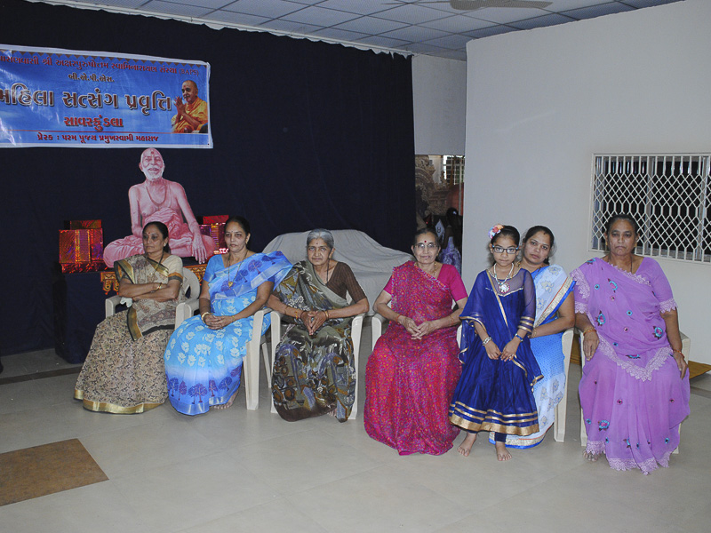 Womens Day Celebration 2016, Savarkundla
