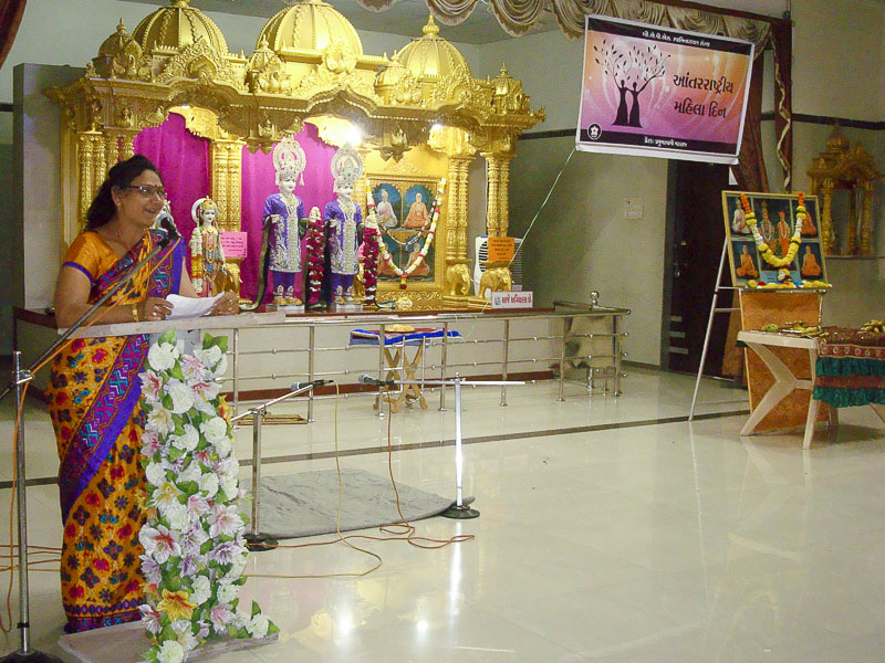 Womens Day Celebration 2016, Kamrej